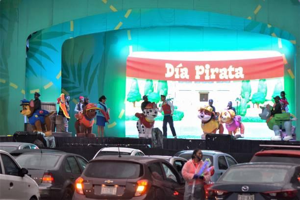 MEX: Paw Patrol Drive-In Show