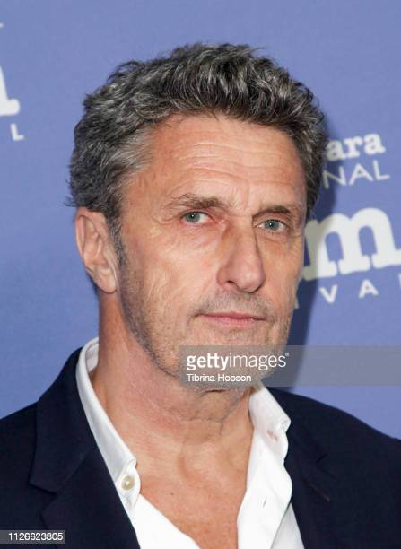 Pawel Pawlikowski attends the 34th annual Santa Barbara International Film Festival's Outstanding Directors of the year award celebration at...