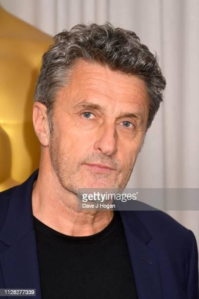 Pawel Pawlikowski attends the 91st Oscars Nominee Champagne Tea Reception at Claridges Hotel on February 08 2019 in London England