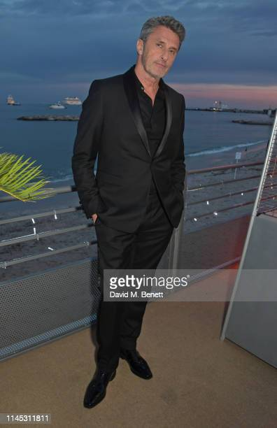 Pawel Pawlikowski attends the official Trophee Chopard dinner as part of the 72nd Cannes International Film Festival at Agora on May 20 2019 in...