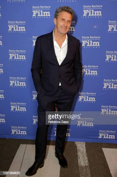 Pawel Pawlikowski attends the Outstanding Directors Award during the 34th Santa Barbara International Film Festival at Arlington Theatre on January...