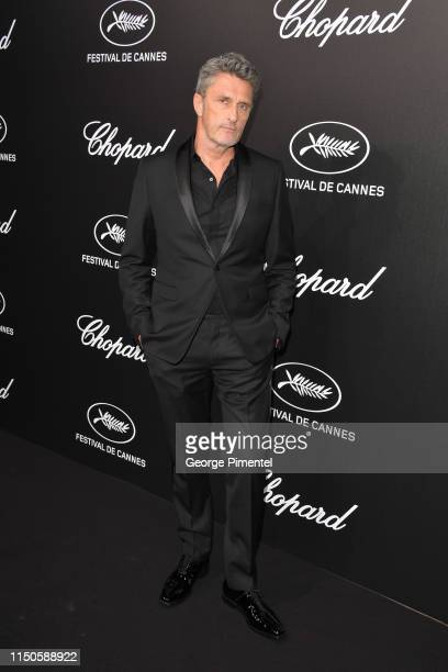 Pawel Pawlikowski attends the The Chopard Trophy event during the 72nd annual Cannes Film Festival on May 20 2019 in Cannes France
