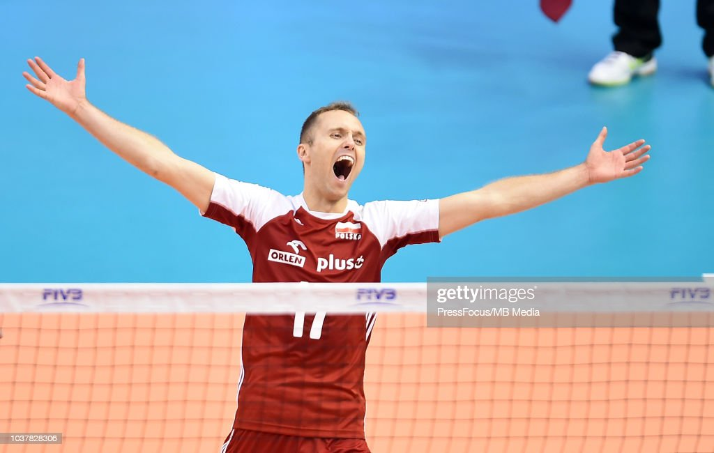 Poland v France - FIVB world Championships