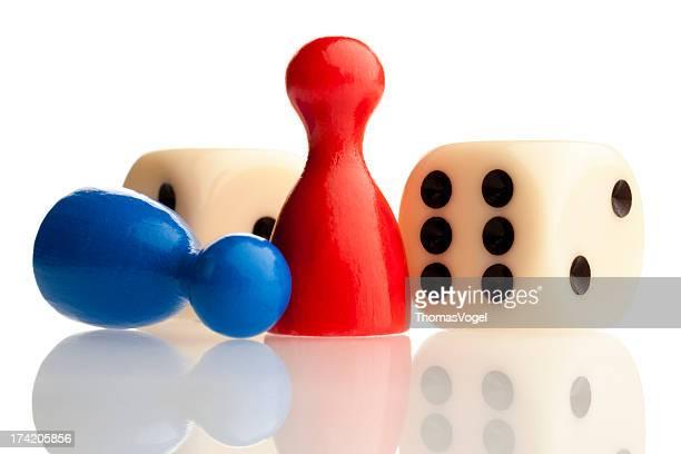 Pawns und Würfel