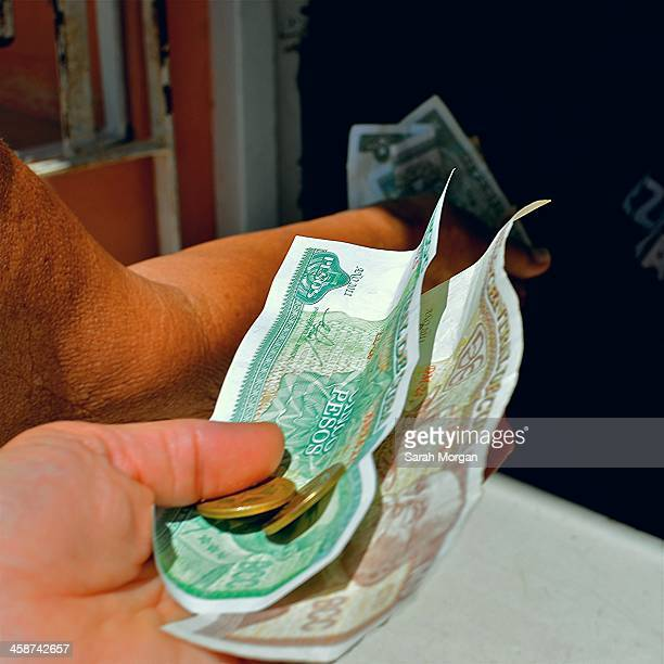 CONTENT] Paying for goods at a shop window in Matanzas Cuba The Cuban Government has announced that they are going to phase out the two tier currency...
