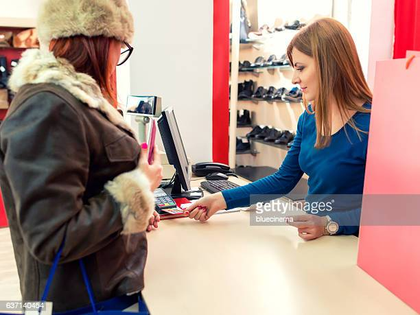 Paying for Purchases