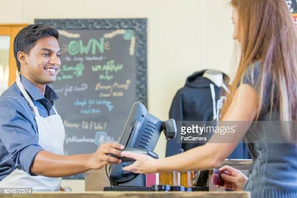 Zahlung mit EC-Karte