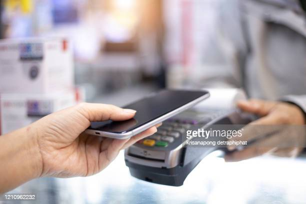 payment credit card concept. - contactless payment stock pictures, royalty-free photos & images