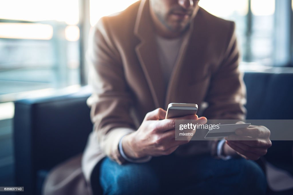 Payment online : Stock Photo