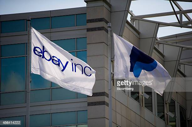 11 Ebay Plans To Split Off Paypal As Mobile Payments Gain Momentum Photos And Premium High Res Pictures Getty Images