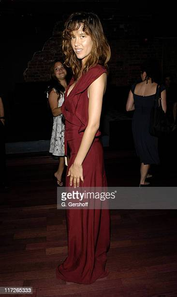 Paz de la Huerta during Ghosts of Cite Soleil New York City Premiere at Corio After Party at Corio in New York City New York United States
