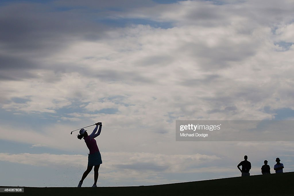 LPGA Australian Open - Day 4 : News Photo