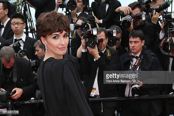 Paz Vega attends a screening of The BFG at the annual 69th Cannes Film Festival at Palais des Festivals on May 14 2016 in Cannes France