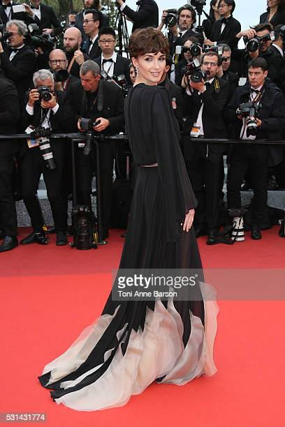 """Paz Vega attends a screening of """"The BFG"""" at the annual 69th Cannes Film Festival at Palais des Festivals on May 14, 2016 in Cannes, France."""