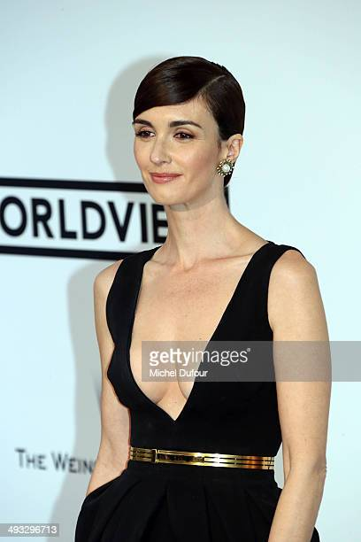 Paz Vega attends amfAR's 21st Cinema Against AIDS Gala Presented By WORLDVIEW BOLD FILMS And BVLGARI at the 67th Annual Cannes Film Festival on May...