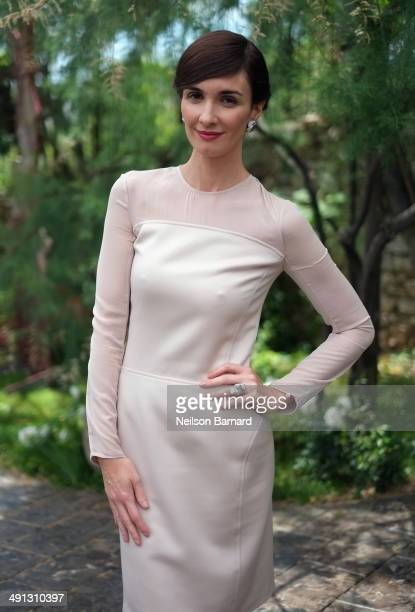 Paz Vega attends the Art of Elysium's 6th Annual PARADIS presented by BidKind during the 67th Annual Cannes Film Festival at Villa St George on May...