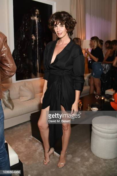 Paz Vega attends The Barcelona EDITION Launch Party on September 20, 2018 in Barcelona, Spain.