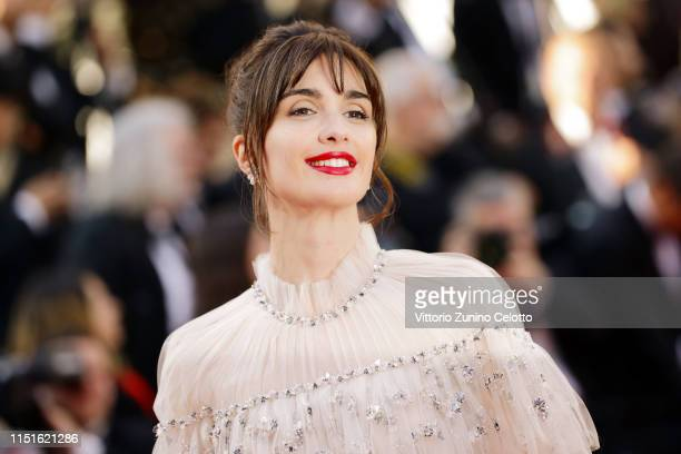 Paz Vega attends the closing ceremony screening of The Specials during the 72nd annual Cannes Film Festival on May 25 2019 in Cannes France