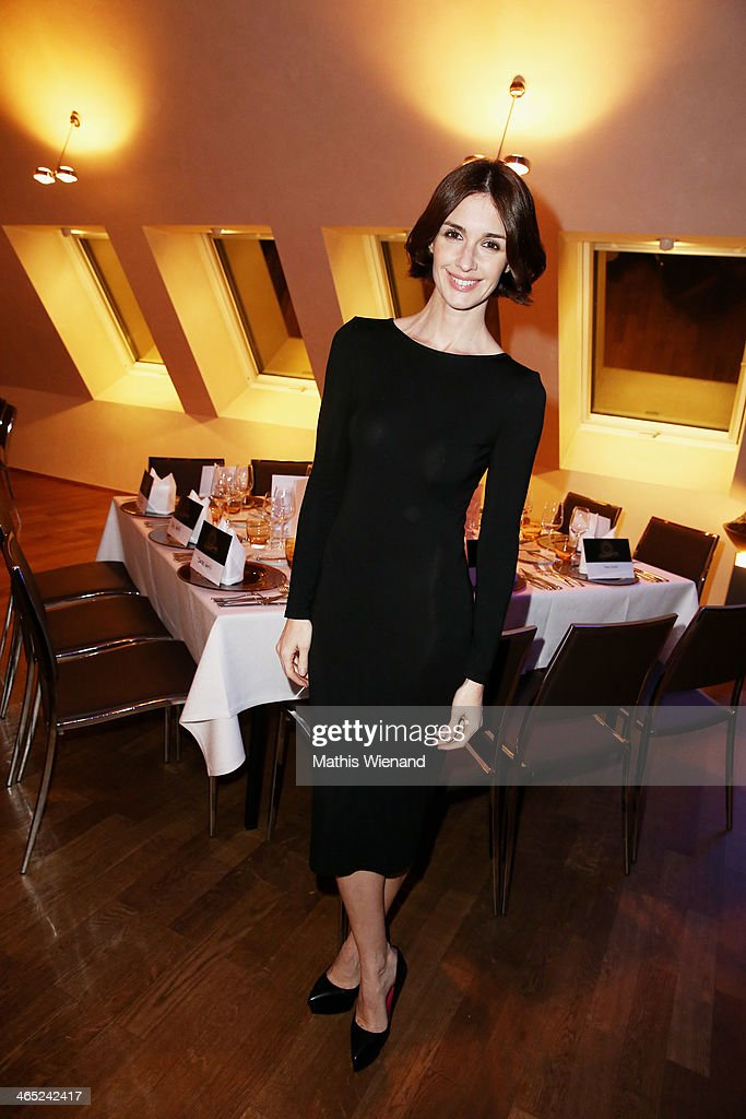 Paz Vega attends the Lambertz monday night pre-dinner on January 26, 2014 in Cologne, Germany.