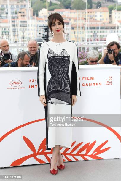 Paz Vega attends the Rendez-Vous with Sylvester Stallone Photocall during the 72nd annual Cannes Film Festival on May 24, 2019 in Cannes, France.