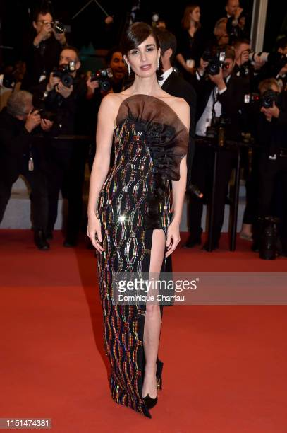 Paz Vega attends the screening of Rambo Last Blood during the 72nd annual Cannes Film Festival on May 24 2019 in Cannes France