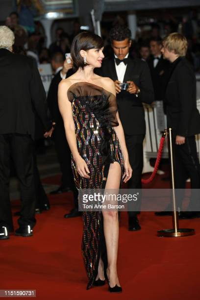 "Paz Vega attends the screening of ""Rambo - Last Blood"" during the 72nd annual Cannes Film Festival on May 24, 2019 in Cannes, France."