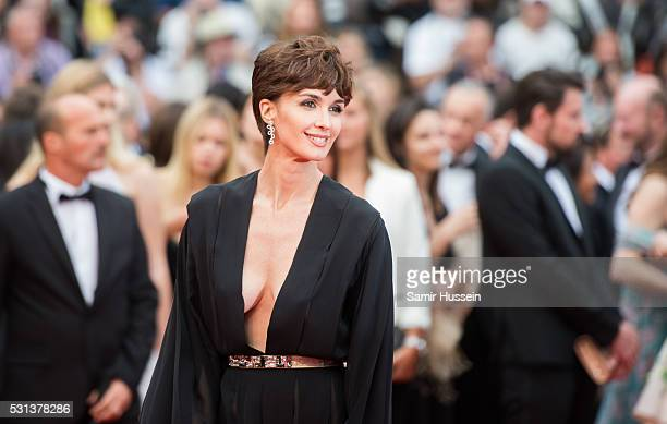 Paz Vega attends the screening of The BFG at the annual 69th Cannes Film Festival at Palais des Festivals on May 14 2016 in Cannes France