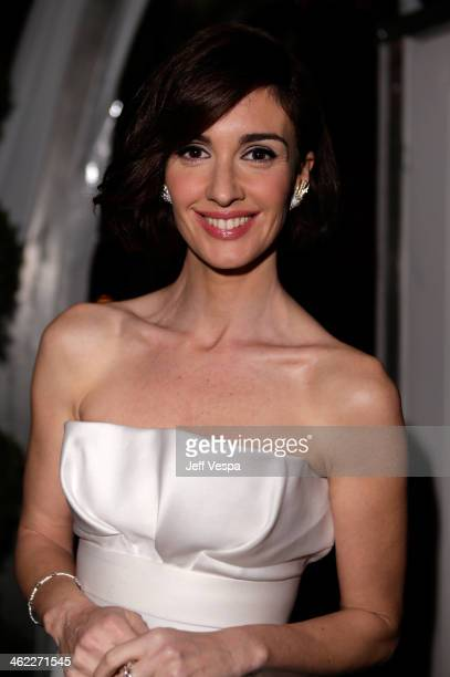 Paz Vega attends The Weinstein Company Netflix's 2014 Golden Globes After Party presented by Bombardier FIJI Water Lexus Laura Mercier Marie Claire...