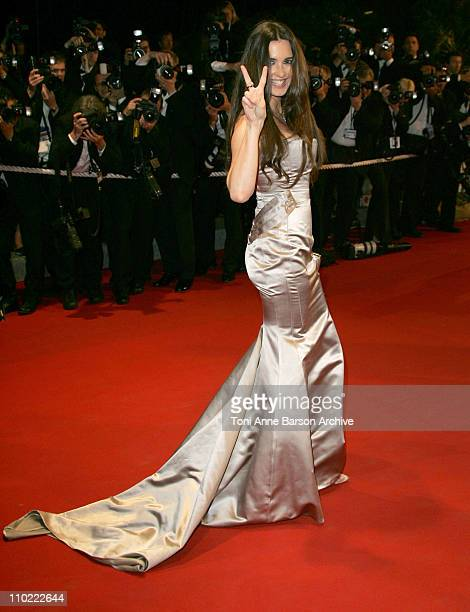 Paz Vega during 2005 Cannes Film Festival 'Sin City' Premiere in Cannes France