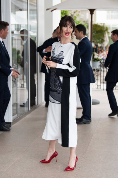 FRA: Celebrity Sightings At The 72nd Annual Cannes Film Festival - Day 11