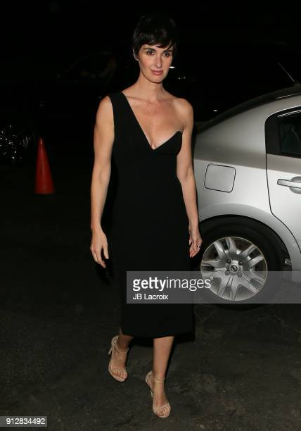 Paz Vega is seen on January 31 2018 in Los Angeles California