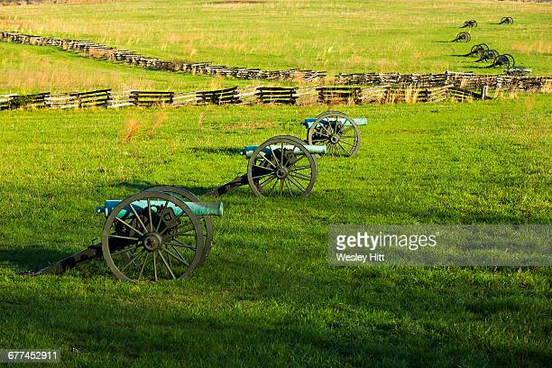 pea ridge national military park in arkansas - battlefield stock pictures, royalty-free photos & images