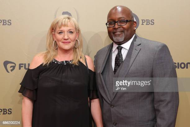 Peabody Juror Eric Deggans attends The 76th Annual Peabody Awards Ceremony at Cipriani Wall Street on May 20 2017 in New York City