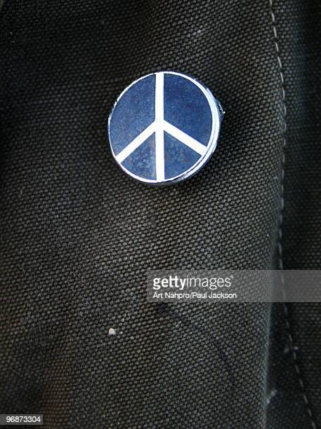 CND Peace Badge