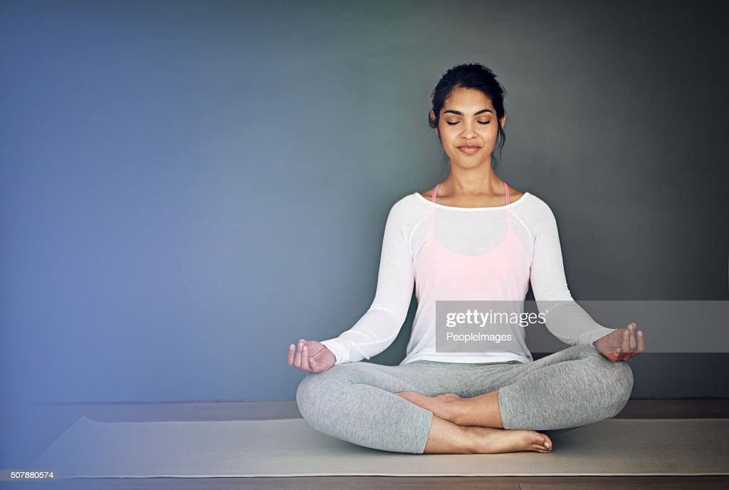 Peace begins with me : Stock Photo