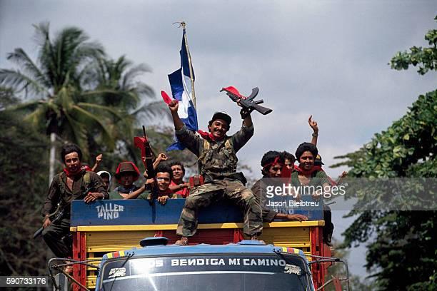 Peace in El Salvador Following the Civil War