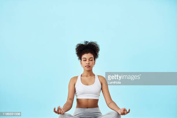 peace is inside all of us - sportswear stock pictures, royalty-free photos & images