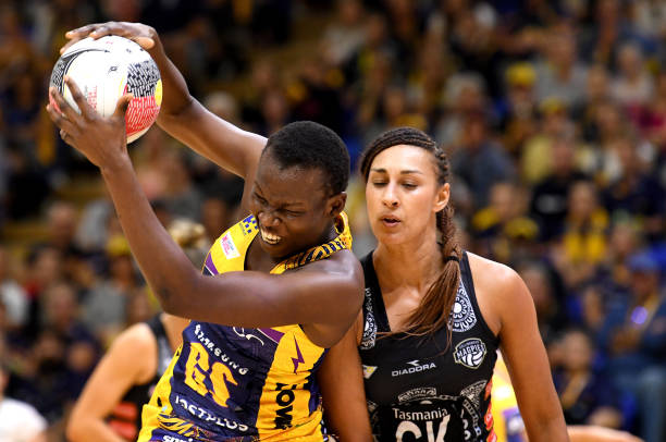 AUS: Super Netball Rd 8 - Lightning v Magpies