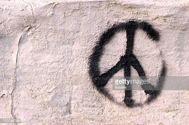 sinal de paz - símbolos de paz - fotografias e filmes do acervo