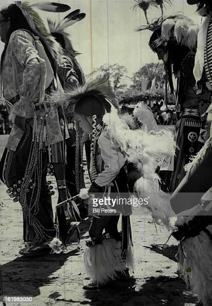 JUL 22 1977 JUL 23 1977 JUL 24 1977 Peace Treaty Signed by Indians Comanche and Ute India tribes from Colorado and Oklahoma gathered this weekend in...