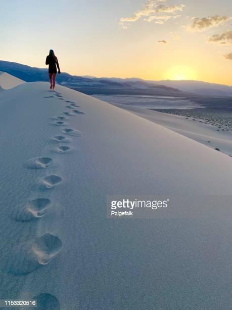 peaceful dune - idillio foto e immagini stock