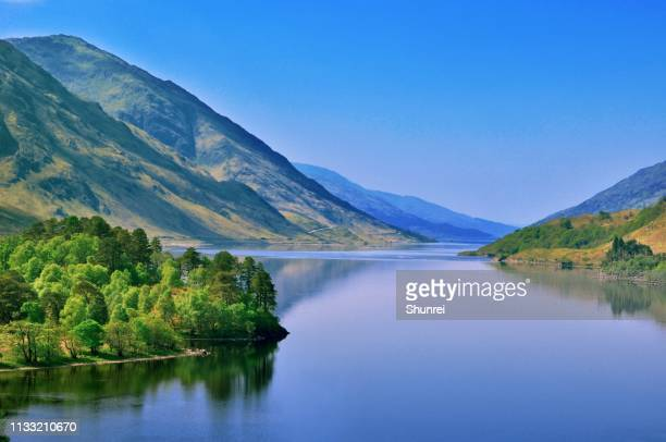 Peaceful Loch Shiel