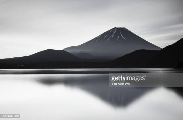 Peaceful Mt.Fuji
