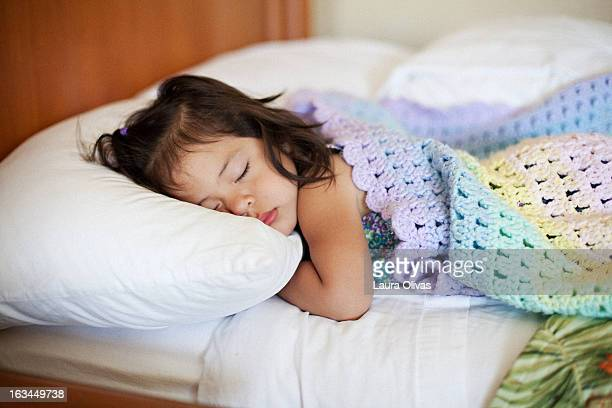 Peaceful Sleeping Toddler