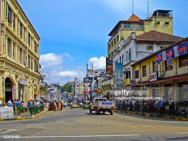 peaceful town in Sri Lanka