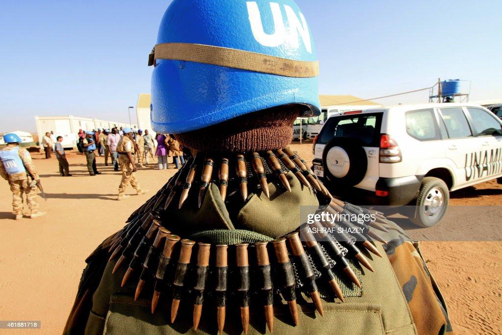 SUDAN-QATAR-DARFUR-DIPLOMACY : News Photo