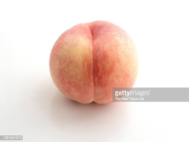 peach_p1013696 - fanny stock pictures, royalty-free photos & images