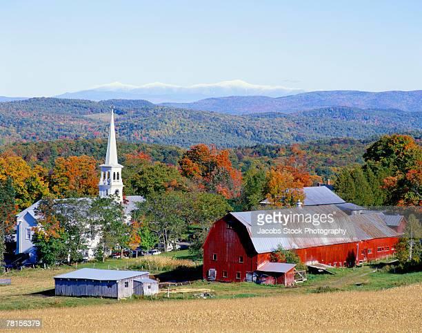 Peacham in Vermont