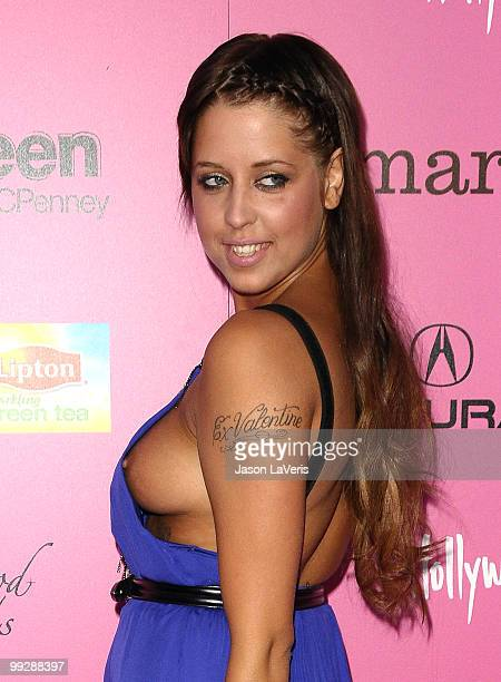 Peaches Geldof attends the 12th annual Young Hollywood Awards at The Wilshire Ebell Theatre on May 13 2010 in Los Angeles California