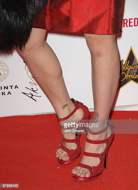 Peaches Geldof attends the Akvinta Presents 'A Night of Hollywood Domino' at The House at Cannes during the 62nd Annual Cannes Film Festival on May...